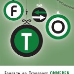 Kerstkaart Fourage en Transport Ommeren